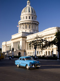 Capitolio, Central Havana, Cuba, West Indies, Central America Photographic Print by Ben Pipe