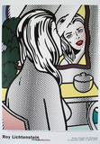 Nude At Vanity Posters by Roy Lichtenstein