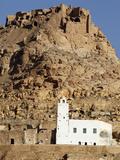 Douiret Village Mosque, Tunisia, North Africa, Africa Stampa fotografica di  Godong