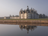 Chateau De Chambord, UNESCO World Heritage Site, Chambord, Loire Valley, France, Europe Photographic Print by Julian Elliott
