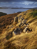 The View across Loch Bracadale and Towards Macleods Tables from Ardtreck Point, Isle of Skye, Inner Photographic Print by Jon Gibbs
