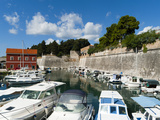 The Fosa, One of the Small Ports of Zadar, Zadar County, Dalmatia Region, Croatia, Europe Photographic Print by Emanuele Ciccomartino