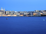 Overlooking Valletta, Malta, Mediterranean, Europe Photographic Print by Simon Montgomery