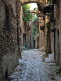 Bussana Vecchia, Liguria, Italy, Europe Photographic Print by Vincenzo Lombardo