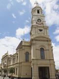 Fremantle Town Hall, a Victorian Style Building, Built 1887, in Fremantle, Western Australia, Austr Photographic Print by Stuart Forster
