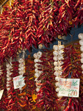 Paprika and Garlic, Central Market (Kozponti Vasarcsarnok), Budapest, Hungary, Europe Photographic Print by Stuart Black