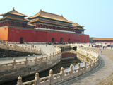 River of Gold, Forbidden City, Beijing, China, Asia Photographic Print by Kimberly Walker