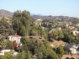Hollywood Hills, Hollywood, Los Angeles, California, United States of America, North America Photographic Print by Wendy Connett