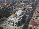 Palacio De Bellas Artes, Historic Center, Mexico City, Mexico, North America Photographic Print by Wendy Connett