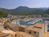 Old Town, Soller, Mallorca, Balearic Islands, Spain, Mediterranean, Europe Photographic Print by Ben Pipe