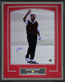 Jack Nicklaus - The Golden Bear Framed Memorabilia