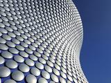 Fassade des Selfridges Stores, Bullring-Einkaufszentrum, Birmingham, West Midlands, England, Großbritannien, Europa Fotografie-Druck von Chris Hepburn