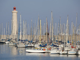 The Marina in Setes, Languedoc-Roussillon, France, Europe Photographie par David Clapp