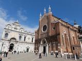 The Basilica Di San Giovanni E Paolo, Venice, UNESCO World Heritage Site, Veneto, Italy, Europe Photographic Print by Carlo Morucchio