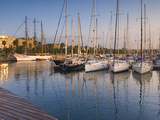 Port Vell, Barcelona, Catalonia, Spain, Europe Photographic Print by Ben Pipe