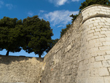 City Walls, Zadar, Zadar County, Dalmatia Region, Croatia, Europe Photographic Print by Emanuele Ciccomartino
