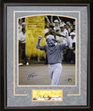 "Jack Nicklaus - ""Achievement"" Framed Memorabilia"