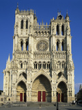 Notre Dame Cathedral, UNESCO World Heritage Site, Amiens, Picardy, France, Europe Photographic Print by Stuart Black