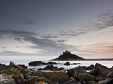 St. Michael's Mount, Marazion, Cornwall, England, United Kingdom, Europe Photographic Print by Julian Elliott