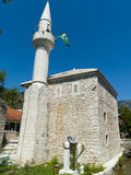 Podgrad Mosque, Stolac, Bosnia and Herzegovina, Europe Photographic Print by Emanuele Ciccomartino