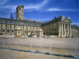 Palais Des Ducs (Palace of the Dukes of Burgundy), Dijon, Burgundy, France, Europe Photographic Print by Stuart Black