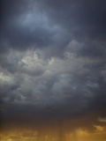 Storm Clouds and Sunshine, Kansas, United States of America, North America Photographic Print by Simon Montgomery