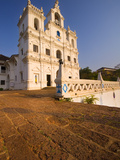 Church of Our Lady of the Immaculate Conception, UNESCO World Heritage Site, Panjim, Goa, India, As Photographic Print by Ben Pipe