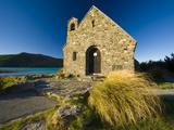 Church of the Good Shepherd, Lake Tekapo, South Island, New Zealand, Pacific Photographic Print by Ben Pipe