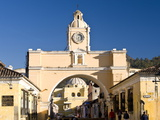Arch of Santa Catalina, Antigua, UNESCO World Heritage Site, Guatemala, Central America Photographic Print by Ben Pipe