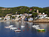 Sa Tuna, Near Begur, Costa Brava, Catalonia, Spain, Mediterranean, Europe Photographic Print by Stuart Black