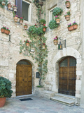 Old World House, Assisi, Umbria, Italy Photographic Print by Rob Tilley