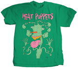 Meat Puppets - Monster Camisetas