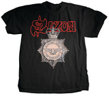 Saxon - Strong Arm of the Law T-shirts