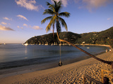 Cane Garden Bay, Cane Garden Bay Beach, Tortola, British Virgin Islands, Caribbean Photographic Print by Walter Bibikow