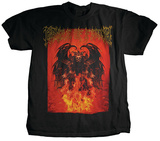 Cradle of Filth - Fire Power T-shirts