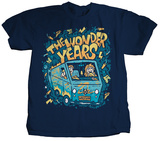 The Wonder Years - Van T-shirts