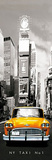 Times Square - NY Taxi No 1 Prints