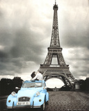 Paris Romance Photo
