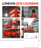 London - 2013 Calendar Calendars