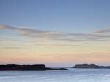 Morning Colours with a View across Loch Bracadale Showing Ardtreck Point and the Island of Oronsay, Photographic Print by Jon Gibbs