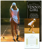 Tennis Girl - 2013 Calendar Calendars