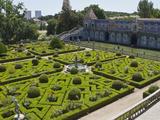 The Garden of the Palacio De Fronteira, Lisbon, Portugal Photographic Print by John Loggins