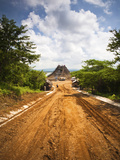 The Volcan El Totumo, Mud Volcano known for Skin-Enhancing Qualities, Cartagena, Colombia Photographic Print by Micah Wright