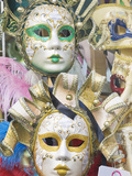 Carnival Masks, Tuscany, Florence, Italy Photographic Print by Rob Tilley