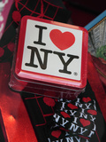 Souvenirs, I Love Ny, for Sale in a Gift Shop in Rockefeller Center, New York City, New York, Usa Photographic Print by Bruce Yuanyue Bi