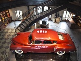 1948 Tucker Automobile, Francis Ford Coppola Winery, Geyserville, California, Usa Photographic Print by Walter Bibikow