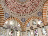 Mausoleum of the Sultans, Aya Sofya, Circa 1566-1603, 16th Century Iznik Tiles, Istanbul, Turkey Photographic Print by Cindy Miller Hopkins