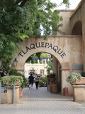 Tlaquepaque Outdoor Mall, Sedona, Arizona, Usa Photographic Print by Savanah Stewart