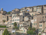 Tuscany Hillside Houses, Siena, Italy Photographic Print by Rob Tilley