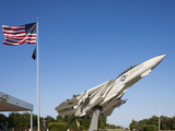 F-14A Fighter Jet Outside National Museum of Naval Aviation, Pensacola, Florida, Usa Photographic Print by Paul Souders